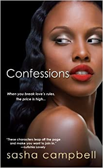 Book Confessions by Sasha Campbell (2013) Mass Market