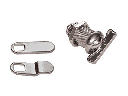 RV Designer L445, Non-Locking Thumb Turn Econo Cam, 5/8 inch, Compartment -