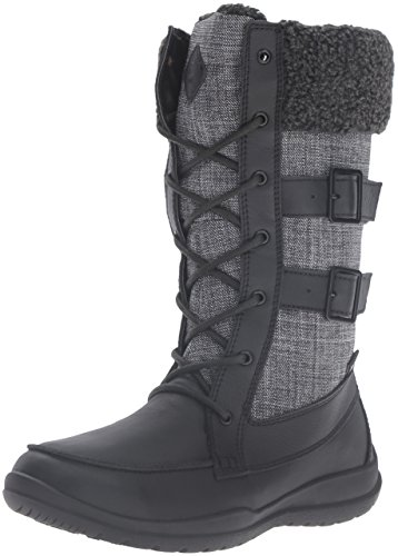 Kamik Women's Black Snow Addams Boot rq7RAXq