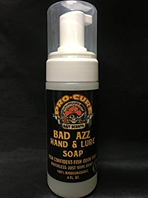 Pro Cure Bad Azz Hand & Lure Soap, 4 Ounce
