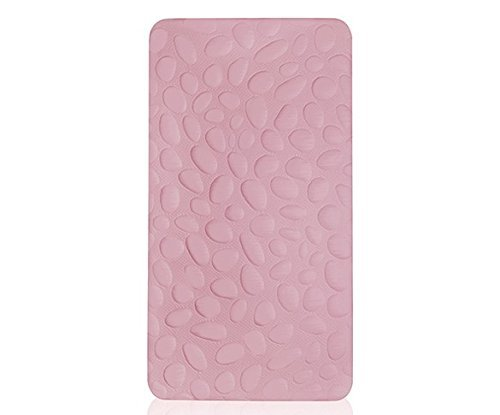 Buy Bargain Pebble Pure Crib Mattress, Blush