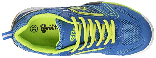 Azul Zapatillas Deporte Schwarz Lemon Bruetting Schwarz Blau Unisex Adulto de Prefer Interior Indoor Lemon Blau Iw1ZEq8