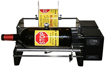 "Dispens-a-Matic BM10 10"" Bottle-Matic Labeler/Applicator by Dispens-a-Matic"