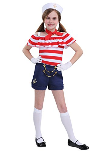 Sweetheart Sailor Girls Costume Small - Team Rocket Jessie Costume