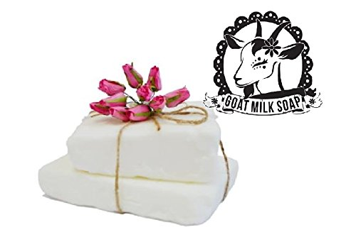 2 LB PREMIUM GOATS MILK GLYCERIN MELT & POUR SOAP BASE NATURAL PURE ORGANIC Detergent Base