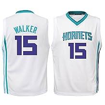 Generic Charlotte City Basketball Team Hornets Walker #15 Jersey