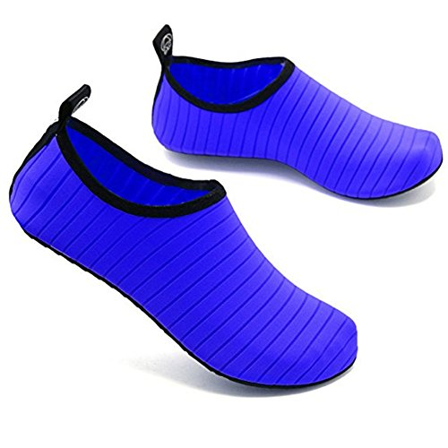 Men's Blue for Quick Barefoot Surfing Dry YALOX Swimming Outdoor Aqua Exercise Shoes Shoes Pool Beach Socks Water Women's Yoga FqwtBU