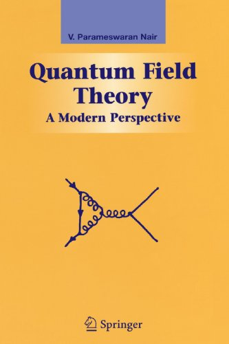 Quantum Field Theory: A Modern Perspective (Graduate Texts in Contemporary Physics)