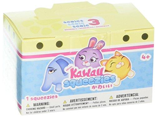 Kawaii Squeezies Series 3 Animal Novelty Blind Box