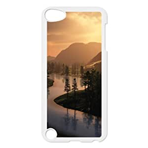 Beautiful landscape for Apple iPod Touch 5 Phone Case PLO384676