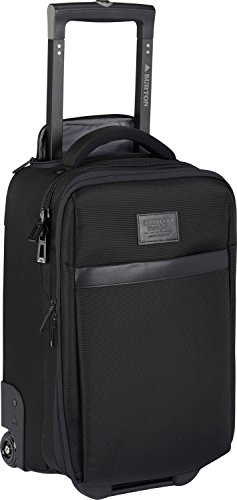 (Burton Wheelie Flyer Travel Bag, True Black Ballistic, One Size)