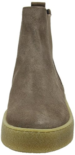 Chelsea Taupe Boots RepubliQ Grey Women's 10 Suede Lynx Royal waIqv4