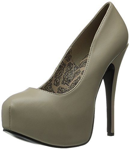 Bordello Panna 06 WoMen Teeze Pu High Heels Cream qnTqvwCxr