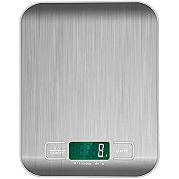 Bengoo Pronto Digital Multifunction Kitchen Food Scale With Lcd Display