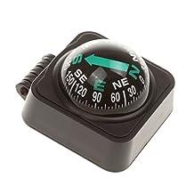 Navigation Dashboard Boat Car Compass Hiking Direction Guide Ball