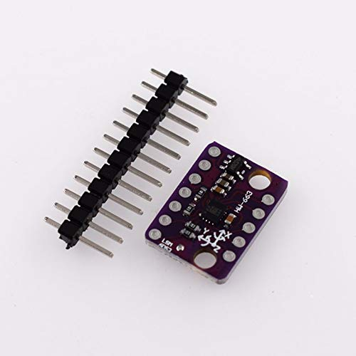 3d6f2204a4ac AgoHike HW-663 LSM6DS3 Accelerometer Temperature Sensor Module SPI IIC  Interface