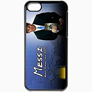 XiFu*MeiPersonalized iphone 6 plua 5.5 inch Cell phone Case/Cover Skin Messi Lionel Messi Football BlackXiFu*Mei