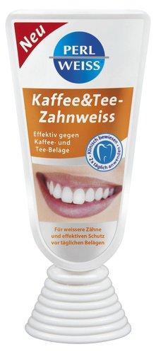 Perlweiss Kaffee und Tee Zahnweiss, 6er Pack (6 x 50 ml)