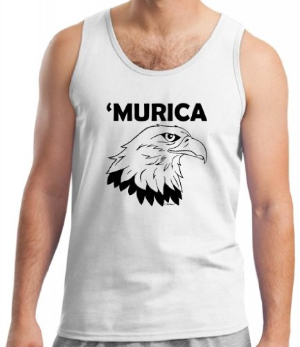 ThisWear Murica Tank Top