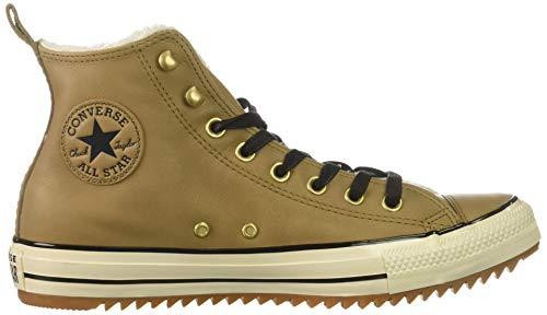 Taylor Baskets Hiker Marron natural Adulte Ivory 234 All Star Mixte Chuck black Converse Boot Hautes teak YRWx5vROw