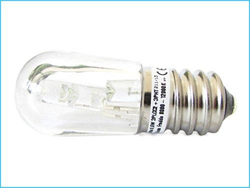 Lampadine Led E14.Stock 10 Lampadine Led Votiva E14 14v Ac 0 6w Bianco Freddo