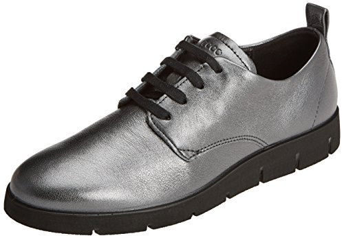 Derby Ecco Bella Grigio Donna Shadow dark 554aFZWP