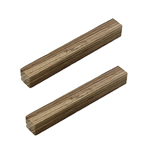 (Deadwood Crafted Tools DCT Wood Turning Blanks 2-Pack, 3/4