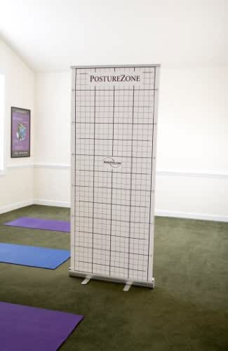 Posture Grid for Posture Assessment - Retractable Portable Grid