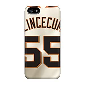 Defender Cases For Iphone 5/5s, San Francisco Giants Pattern by supermalls