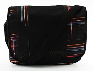 6b1ab552b0 Image Unavailable. Image not available for. Colour: DC Shoes Mens Laptop Bag  ...