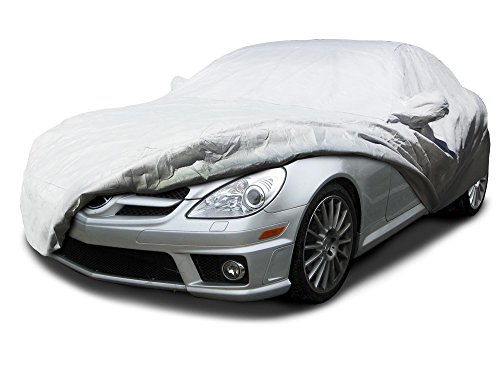 32 Mercedes Amg Benz Slk (CarsCover Custom Fit Mercedes Benz SLK / SLC Class 200 230 250 280 300 320 350 AMG 32 43 55 Car Cover Heavy Duty Weatherproof Ultrashield Covers MB SLK250 SLK350 SLK55 SLC300 SLC43)