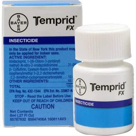 - Temprid FX Insecticide 8ml Bottle (1)