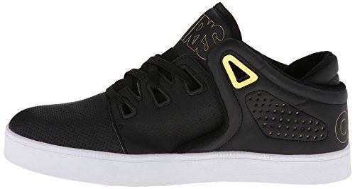 OSIRIS Skateboard Shoes D3V BLACK/GOLD/WHITE