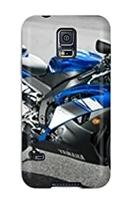 New BjjvaVC1639iGFgn Cool Yamaha Motorcycle Yzf Tpu Cover Case For Galaxy S5
