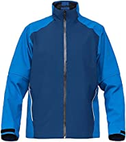 PRO Golf Rain Jacket for Men Women Waterproof, Breathable, Windproof Lightweight Coat for Hiking Cycling Campi
