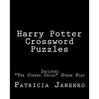 "Harry Potter Crossword Puzzles: Includes ""The Cursed Child"" Stage Play"