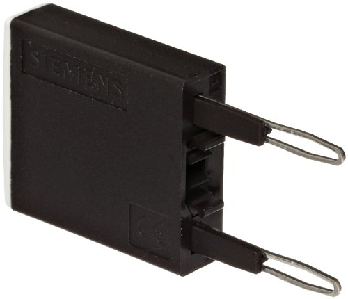 Siemens 3RT19 16-1JJ00 Surge Suppressor, Varistor Design, With LED, 10 – 120mW Power Consumption of LED, 24-48VAC Rated Control Supply Voltage