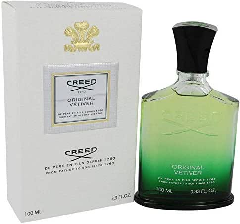Creed Creed Original Vetiver 3.3oz/100ml Millesime Spray