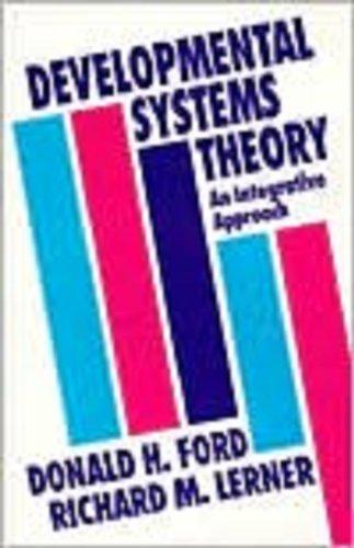 Developmental Systems Theory: An Integrative Approach