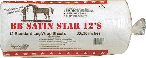BB Star Cotton Leg Wrap, 30