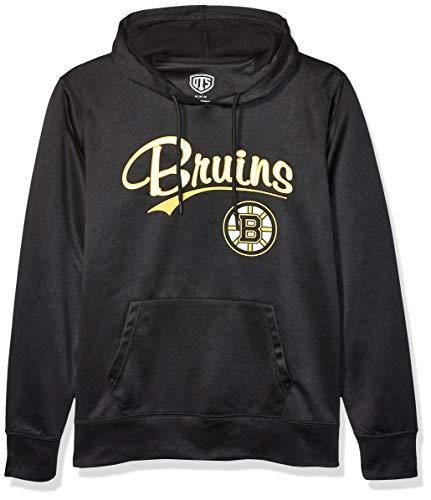 Boston Bruins Ladies Hoody Sweatshirt - 2