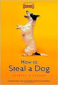 How to Steal a Dog: A Novel: Barbara O'Connor: 9780312561123 ...