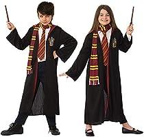 Rubies Disfraz Niño Harry Potter con Accesorios G35089: Amazon.es ...