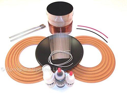 Kicker L7 2.58'' Coil Replacement Kit - Dual 2 Ohm