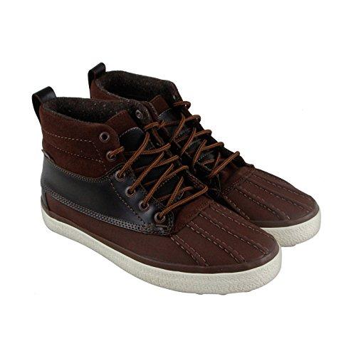 Vans Sk8-hi Del Pato Mte Uomo Sneakers Sintetiche Punta Rotonda Marrone