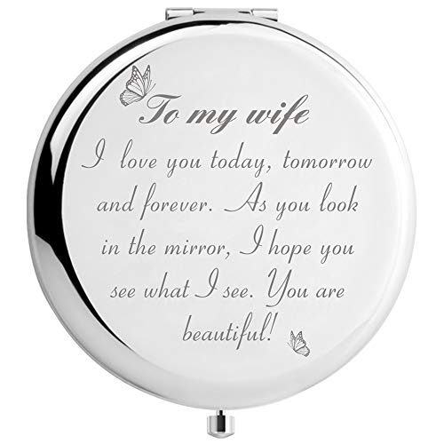 Wife Birthday Gift Ideas, Anniversary Gifts for Wife, Valentines Day Presents for -