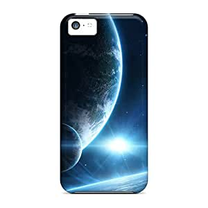 High-end Case Cover Protector For Iphone 5c(orbitals)