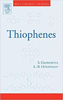 Book Thiophenes (Best Synthetic Methods)