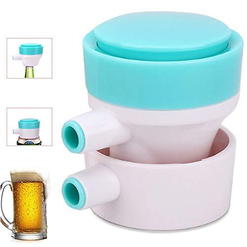 CLDGF Beer Foamer, Portable Beer Dispenser, Party, Kitchen, Bar, Wine Set, Tools, Creative Gifts, Bubbler -