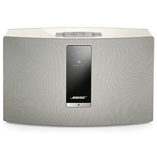 Bose SoundTouch 20 Series III Wireless Music System with Remote Control, White - With Bose UB-20 Series II Wall/Ceiling Bracket, White by Bose (Image #2)